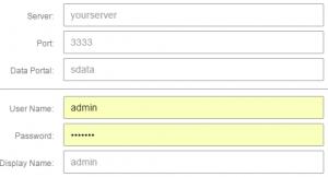 sdataconfiguration