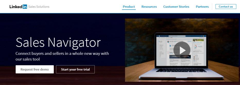 LinkedIn Sales Navigator for Infor CRM