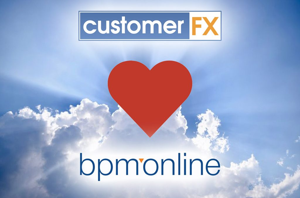 Bpm'online is the Future of CRM