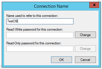 Connection Name