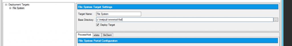 File System Path